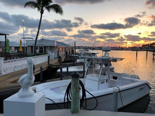 Harborside Boat Slips